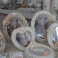 Video di articoli da regalo e cornici della Creazioni Artistiche per l'anno 2013. Si tratta di cornici di colore bianco perla di forma rettangolare, ovale e di cuore come potete […]