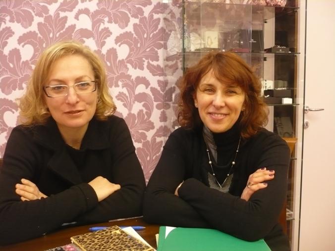 negozio bomboniere roma foto