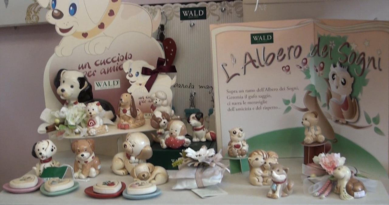 Wald : Ceramiche Pregiate per Bomboniera e Articoli da regalo